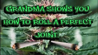Roll a PERFECT Joint