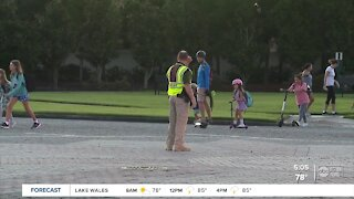 Parents concerned about lack of crosswalks, signage outside Belmont Elementary in Sun City Center