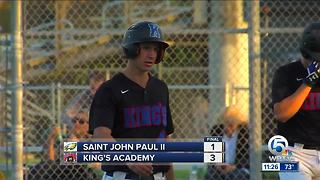 King's Academy takes down Saint John Paul