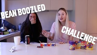 Competitive Eater Takes on the 'Bean Boozled' Challenge - Video