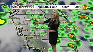 FORECAST: Warm & Humid, Storms Possible Monday - Video