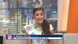Miss Michigan Outstanding Teen - Video