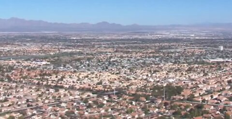 Press conference held to discuss evictions, housing crisis in Las Vegas