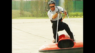 Airboard - the Personal Hovercraft - Video