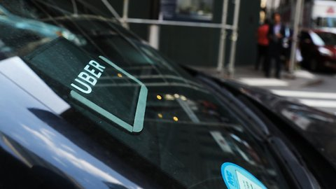 Uber Confidentially Files Paperwork For IPO