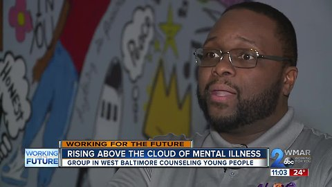 Rising above the cloud of mental illness