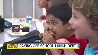 Pasco County restaurant raising money to pay off school lunch debt for kids - Video