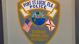 Port St. Lucie Police Department hiring police officers - Video