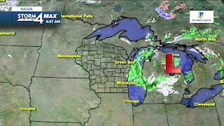 Cool, breezy Thursday ahead with highs in low 50s