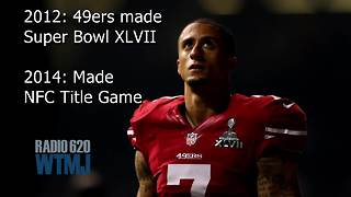 Here's how Colin Kaepernick ends up with the Green Bay Packers - Video