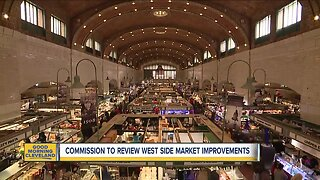 Commission to review West Side Market improvements