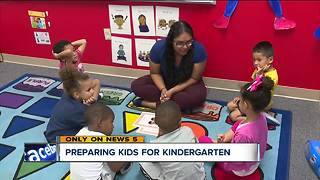 More preschool kids in Cleveland are ready for kindergarten than in previous years, study says