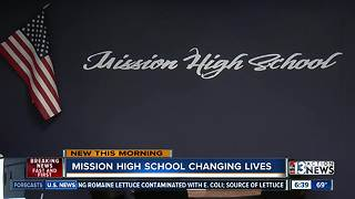 Mission High School changing young lives