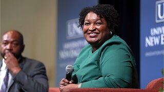 Stacey Abrams Campaigns To Be Biden's VP