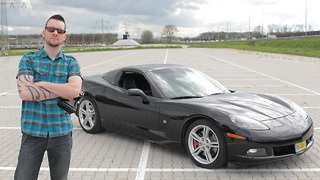 I Built A Life-Size Remote-Controlled Corvette | RIDICULOUS RIDES - Video