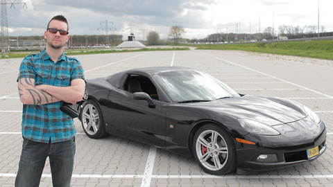 I Built A Life-Size Remote-Controlled Corvette | RIDICULOUS RIDES