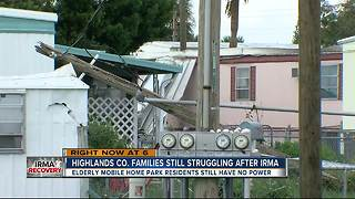 Highlands Co. families still struggling after Irma - Video
