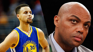 "Steph Curry Says He Would TORTURE Charles Barkley for ""Talking Smack"" - Video"