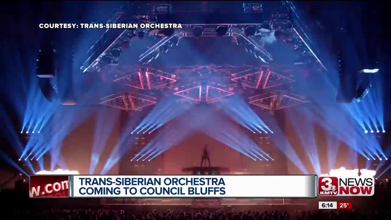 Courtney's Corner: Trans-Siberian Orchestra coming to Council Bluffs