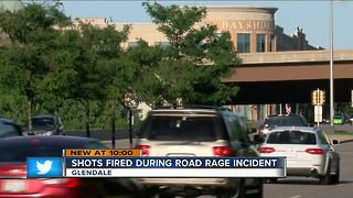 Shots fired during a road rage incident near Bayshore Mall - Video