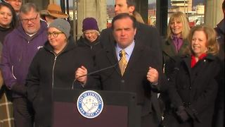 Cranley pledges $33M for new Western Hills Viaduct - Video