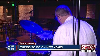 Things to do for New Year's Eve in Tulsa