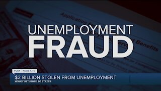 Secret Service confiscates $2 billion in fraudulent unemployment claims