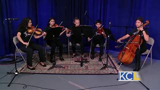 The Harmony Project to perform at The K - Video