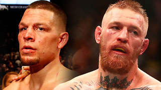 "Nate Diaz Tells Conor McGregor to ""Get Off the Nuts"" - Video"