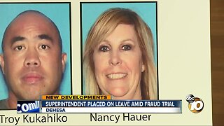 East County superintendent placed on leave amid fraud investigation