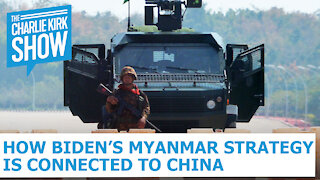 How Biden's Myanmar Strategy is Connected to China