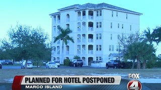 Controversial proposed hotel on Marco Island - Video
