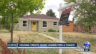 Colorado housing credits every home buyer needs to know about - Video