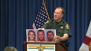 Sheriff Grady provides triple murder update | Press Conference