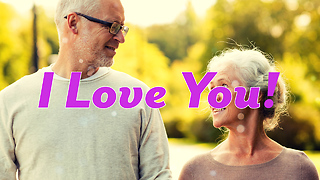 I love you Greeting Card 3 - Video