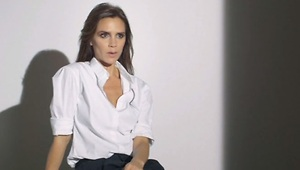 Victoria Beckham opens London flagship store - Video
