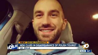 New clues in disappearance of Polish tourist