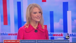 Kellyanne Conway 11-12 - Video