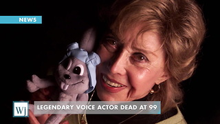 Legendary Voice Actor Dead At 99 - Video