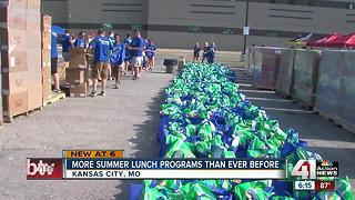 Here is where kids in KC can get free lunches - Video