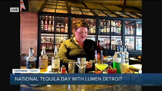 Celebrating National Tequila Day with the 'Virtual Vacation' from Lumen Detroit