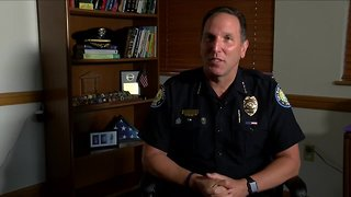 Retiring Delray Beach Police Chief looks back on career