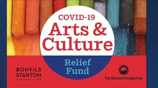 Colorado arts groups getting financial help during pandemic