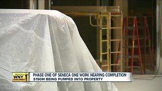 Seneca One project nearing completion