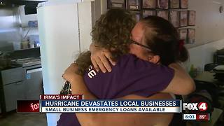 SWFL small businesses impacted by Irma - Video
