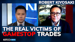 Robert Kiyosaki: why silver squeezers failed where GameStop traders succeeded
