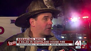 2 killed in Northland house fire
