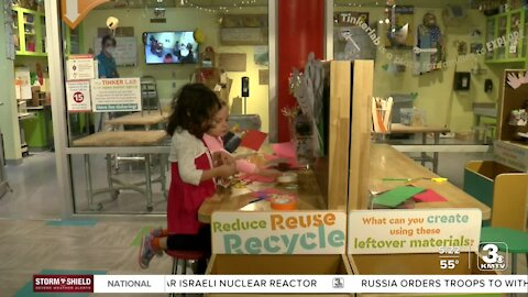 Omaha Children's Museum offers special activities on Earth Day