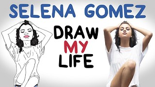 Selena Gomez | Draw My Life - Video