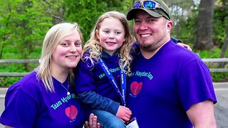 Meet 5-year-old Michigan girl who had 2 open heart surgeries all before turning 2
